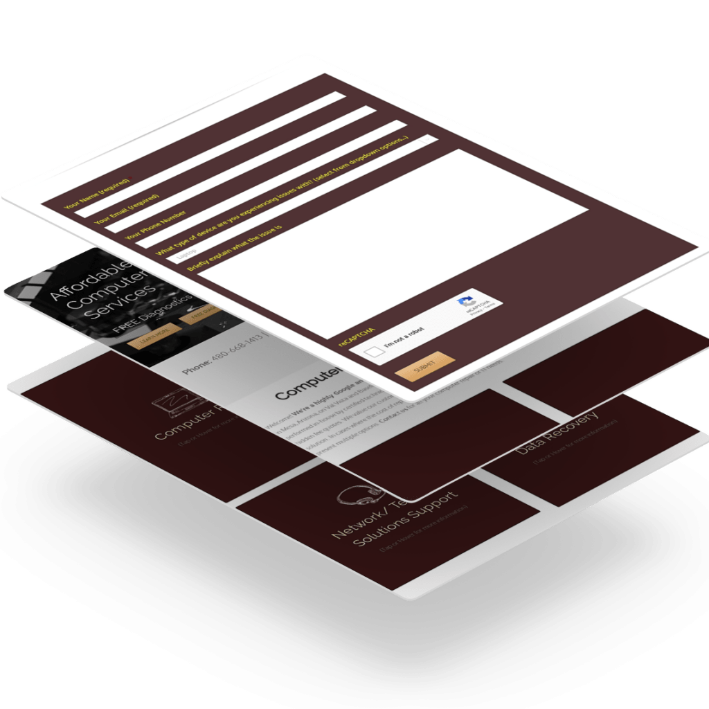 AITS Triple Screen Example