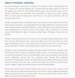 About Phx Page