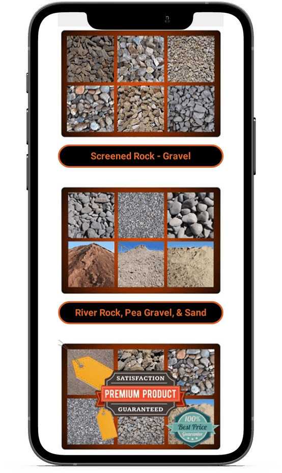 landscaping business case study mobile iphone