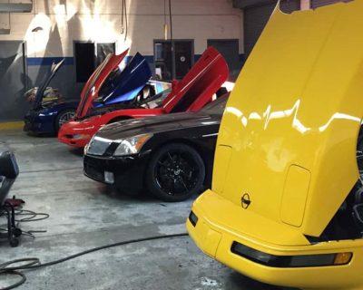 auto repair shop case study