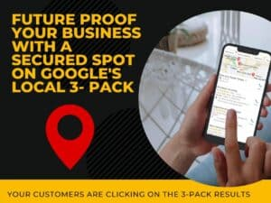 Future Proof Your Business On Google 3 Pack