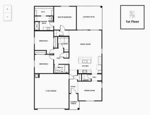 Homebuilder Floor Plan Marketing