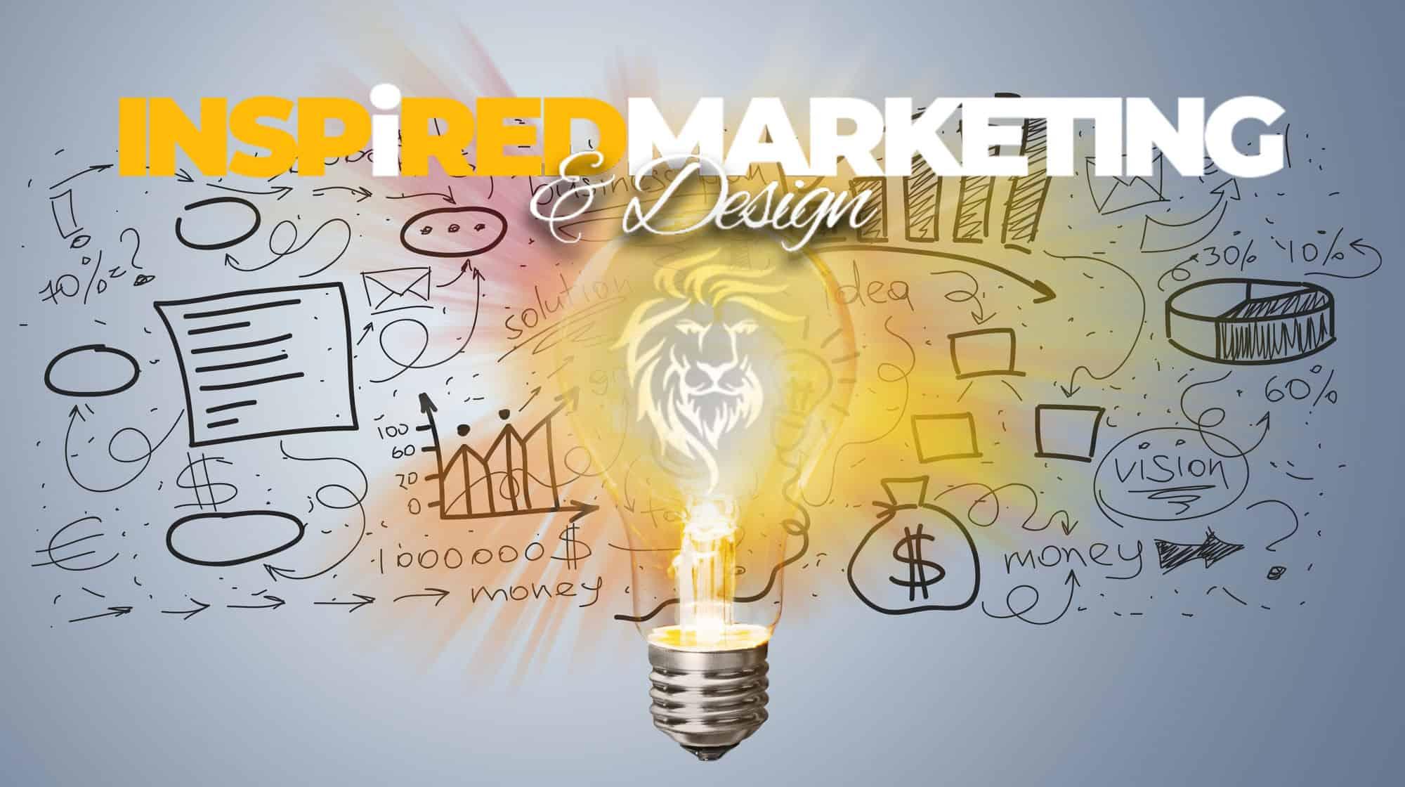 Inspired Marketing & Design Website Designs