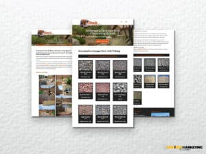 Landscaping Company Case Study